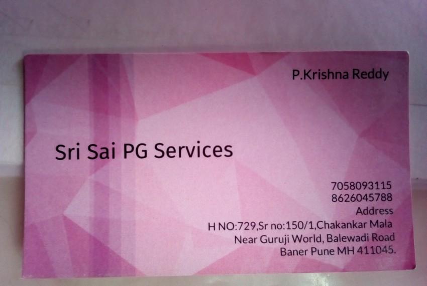 Sri Sai PG Services